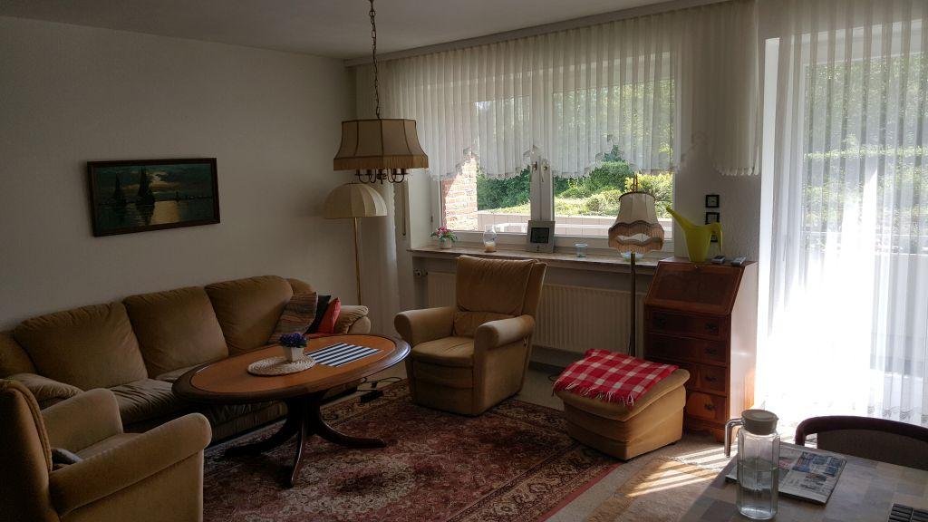 Wohnzimmer Mit Balkon Löwen Immobilien Hildesheim