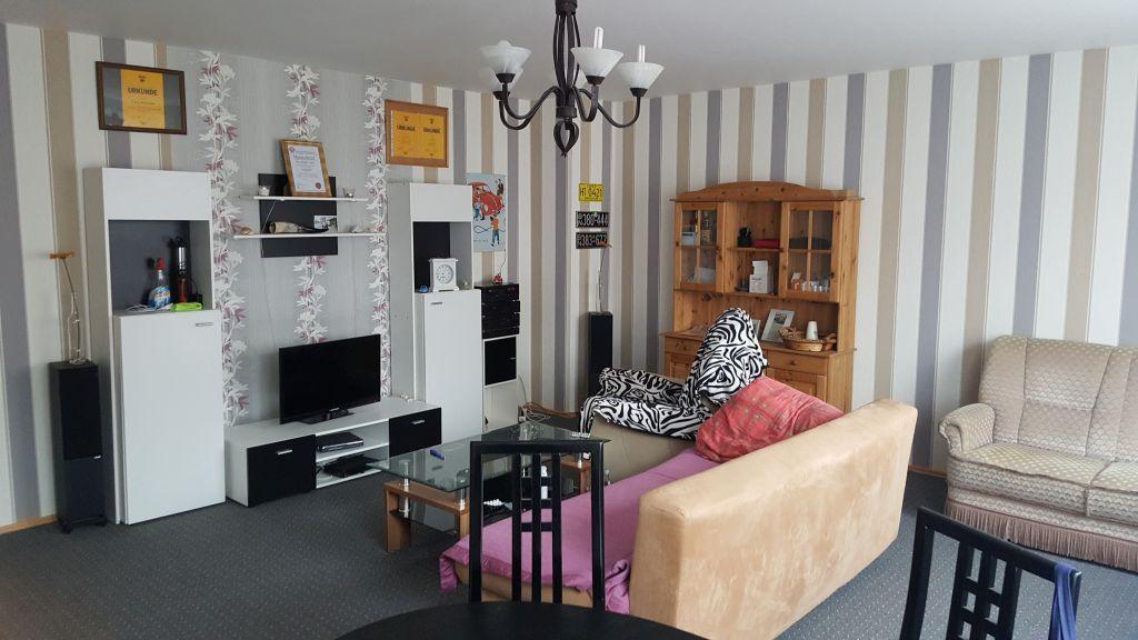 Wohnzimmer Löwen Immobilien Hildesheim