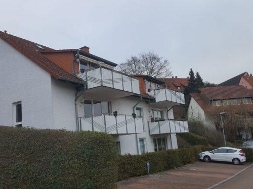 Haus mit Einstellplatz